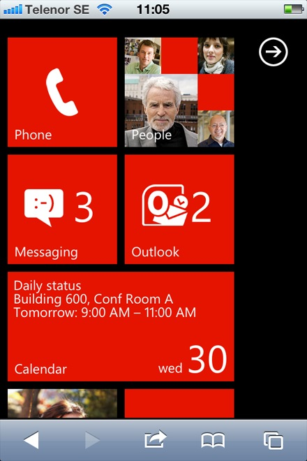 emulador de windows phone
